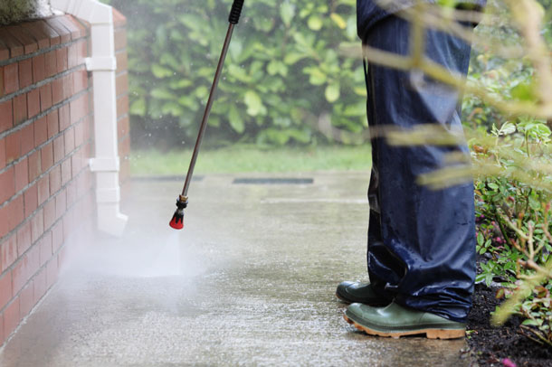 pressure/power washing vancouver