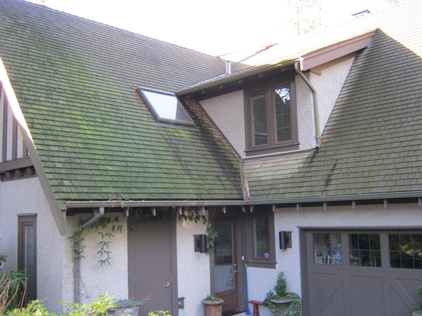 roof cleaning and moss removal vancouver